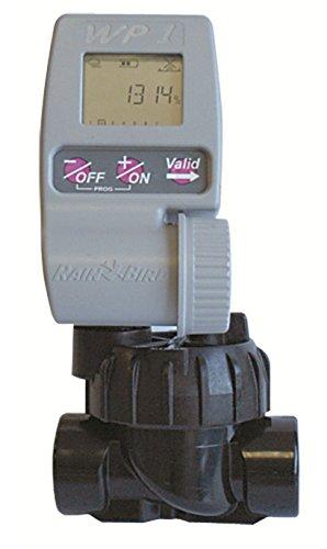 Rain Bird WP1 JTV-KIT programador de una estación (9V) con solenoide de impulsos y válvula JTV