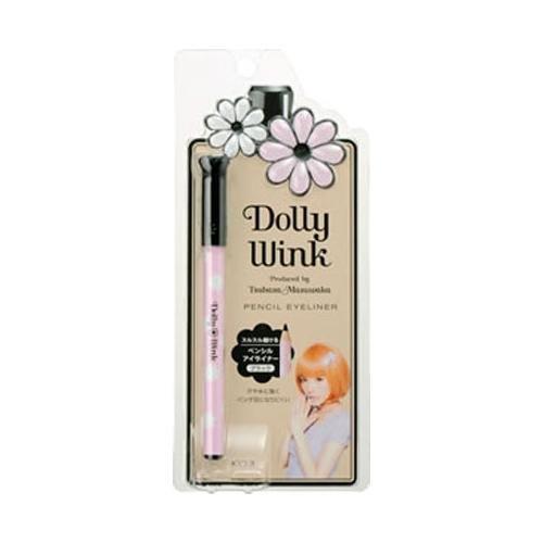 Koji Dolly Wink Pencil Eyeliner 2 - Black