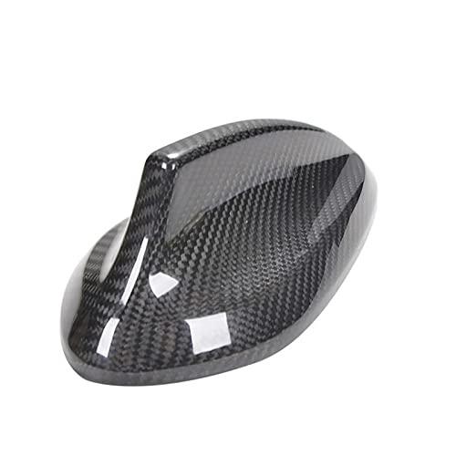 DMKJ Cubierta Antena Aleta De Tiburón De Fibra Carbono Real para B-MW M2 M3 M4 1 2 3 4 5 6 7 Series X1 X2 F22 F30 F34 F80 F87 F32 F36 F82 G11 G20 G28 G30 (Color : Style A)