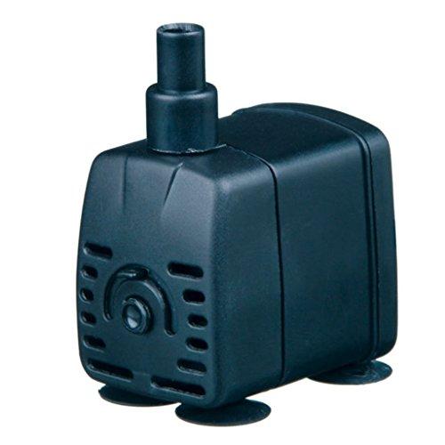 Ubbink Pompe pour Fontaine de Jardin Pompe à Eau 3 W Noir Plastique Intérieur