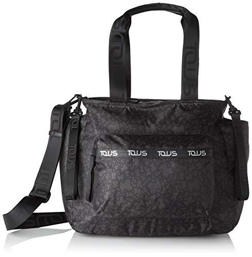 Tous Kaos Mini Sport, Mommy Bag Women's, Black, U