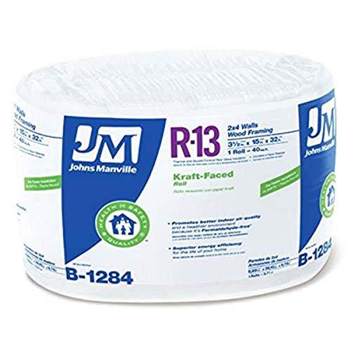 JOHNS MANVILLE INTL 90013166 Series R13 15'x32' Kraft Roll