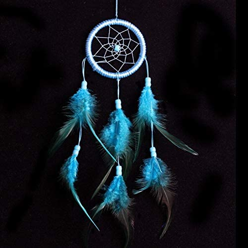 Homes Decor Blue Dreamcatcher Latest item Car Hanging F Opening large release sale Decoration Bead Wall