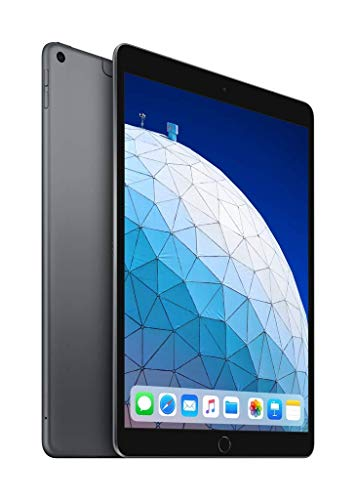 Apple iPad Air 3 (2019) 64GB 4G - Space Grau - Entriegelte (Generalüberholt)