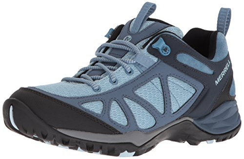 Merrell Women's Siren Sport Q2 Hiking Boot, Blue, 7 Medium US