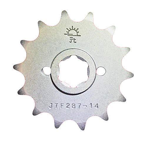 CD250 Uj UK 88 89 90 91 92 93 94 Pignon avant 14 Dents 520 Épaisseur JTF287.14