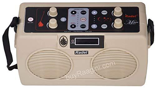 GÜNSTIGSTES ANGEBOT Das Radel Milan ist die erste digitale 2-in-1-Tabla-Tanpura dieser Art von indischen Instrumenten