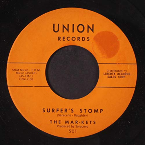 surfer's stomp / start