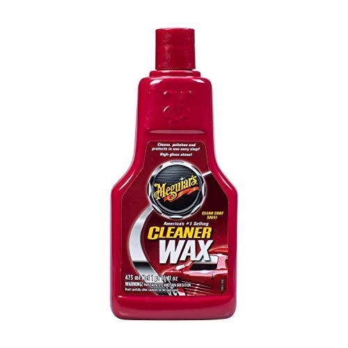 Meguiar's A1216 Cleaner Wax, 16 Fluid Ounces