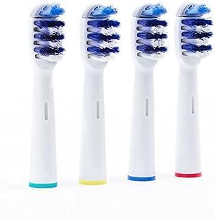 Fun and Play Recambios de cepillo eléctrico para Oral B,