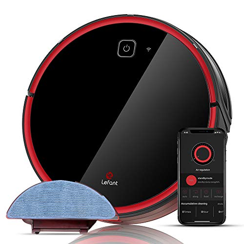 Lefant T700 Robot Vacuum and Mop Cleaners