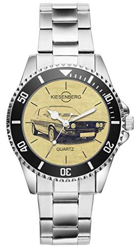 KIESENBERG Uhr - Geschenke für Renault 17 Oldtimer Fan 4190