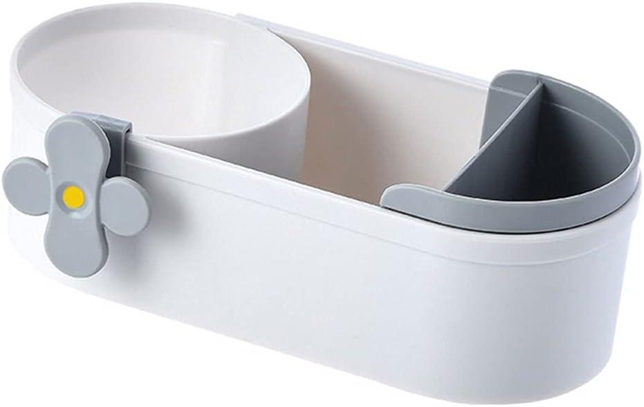 YI0877CHANG Porta Secador Secador de Pelo Simple Soporte Montado en la Pared Secador de Pelo Rack Baño Almacenamiento Rack Rack Secador de Pelo Soporte Soporte Soporte Secador (Color : A)