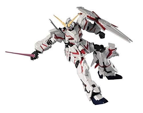 Tamashii Nations RX-0 Unicorn 40th Anniversary Figur 16 cm Mobile Suit Gundam Universe, Farbe (BDIGU554925)