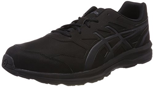 ASICS Herren Gel-Mission 3 Walkingschuhe, Schwarz Black Carbon Phantom 9097, 41.5 EU