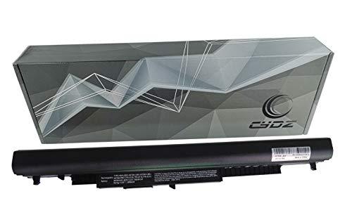 CYDZ® 14.8V 2600mAh Bateria de laptop HS04 HS03 HSTNN-LB6V para HP 240/G4 240/G5 245/G4 245/G5 246/G4 250/G4 250/G5 255/G4 255/G5 256/G4 348/G3 para HP Pavilion 14-AC 14-AF 14-AM 14G-AD 14Q-AJ