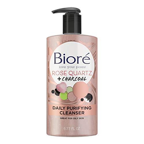 Limpiador Facial Rosa marca Biore