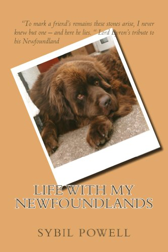 Book: Life with my Newfoundlands by Sybil Powell