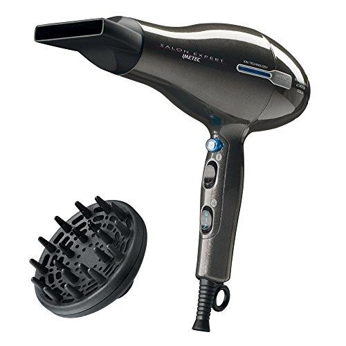 Imetec Salon Expert P2 2200 Asciugacapelli Professionale Scelto da Diego Dalla Palma, 2200 W, Tecnologia a Ioni, Rivestimento in Ceramica e Tormalina,