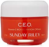 Sunday Riley C.E.O. Vitamin C Rich Hydration Cream 1.7 Fl Oz