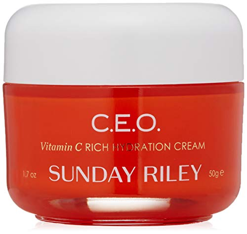 Sunday Riley C.E.O. Vitamin C Rich Hydration Cream 1.7 Fl Oz