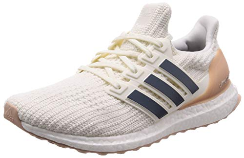 adidas Men's Ultraboost Training Shoes, White (Clowhi/Tecink/Vapgre Clowhi/Tecink/Vapgre), 8 UK