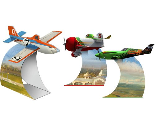 Disney Planes Mini Centerpieces (3ct)