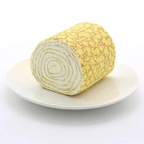京都フレーバーズ ミルクレープ ロールケーキ プレーン 箱入り 1本 2〜3人向け 冷凍 ギフト 誕生日スイーツ お取り寄せ