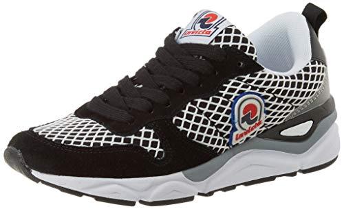 Invicta Scarpe Akira, Zapatillas de Gimnasia Mujer, Negro (Negro 7), 37 EU