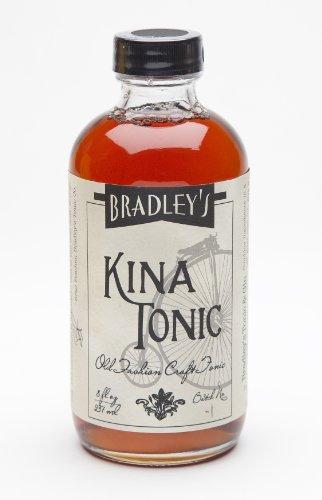 Bradley's Kina Tonic Syrup, Twin-Pack