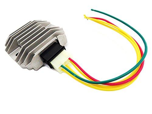 JEM&JULES High Performance Voltage Rectifier Regulator Fits Yamaha YZF R6 1997-2012 YZF R1 1999-2001 WR250R 2008-2013 FZ6 2004-2009