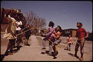 Photo: Black Children Play Outside The Ida B. Wells Homes, One Of Chicago's Oldest Housing Projects. There Are 1,652 Apartments Housing 5,920 Persons In 124 Buildings On The South Side, 05/1973