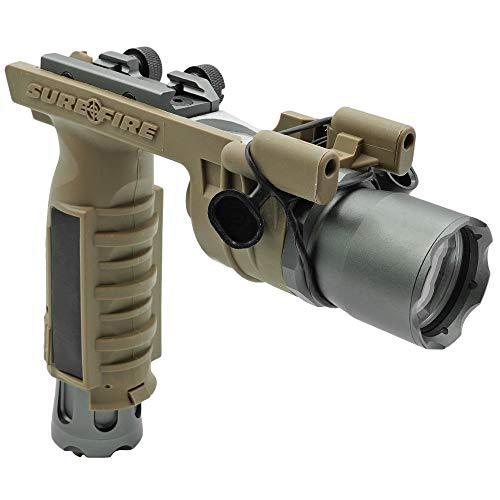 Super realistic engraved !! [Good Goods] 2020ver SF engraving M910A type grip light weapon light / DE (Dark Earth)