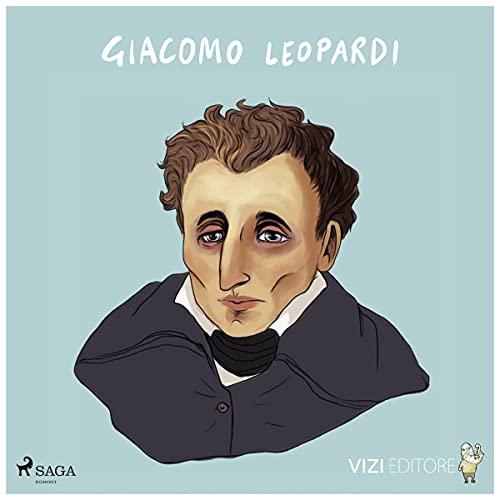 Giacomo Leopardi copertina