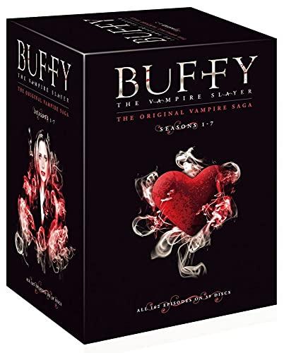 Twentieth Century Fox Buffy The Vampire Slayer Box – komplette Serie 1-7 (39 Discs) – DVD