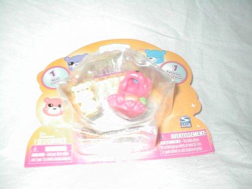 Party Animals - 6014293 - Figurine - Coffret 1 Ourson