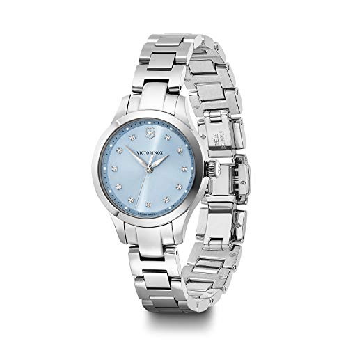 Victorinox Alliance XS Reloj de Acero Inoxidable para Mujer 241916