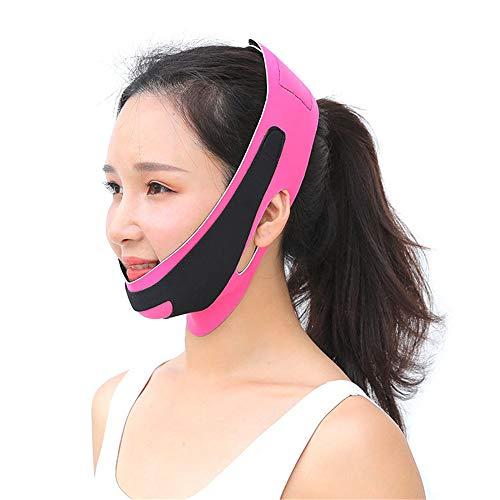 Double Menton Visage Bandage Slim Lift Up Anti Rides Masque Bracelet Bande V Visage Ligne Ceinture Femmes Minceur Mince Visage Outil De Beauté