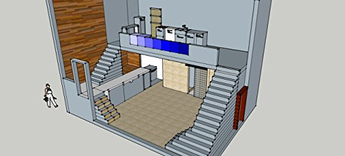 Small House Design using SIP Panels 32'x24'x24': SIP House Details and Designs 32'x24'x24' (English Edition)