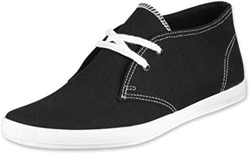 Keds Schuhe Chukka Boot Black Canvas, Schuhgrösse:43.5