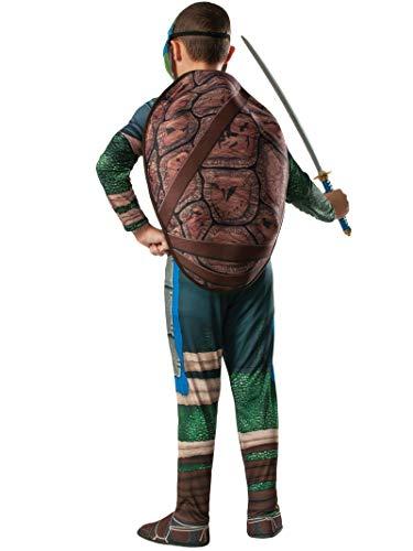 TMNT Leonardo Classic Turtles Kostüm für Kinder