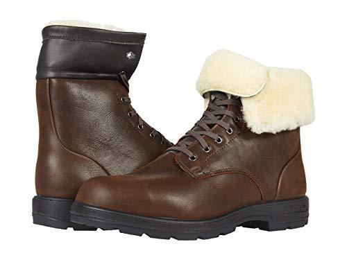 Blundstone BL1461 Waterproof Winter Lace-Up Boot Brown AU 10 (US Men's 11) Medium