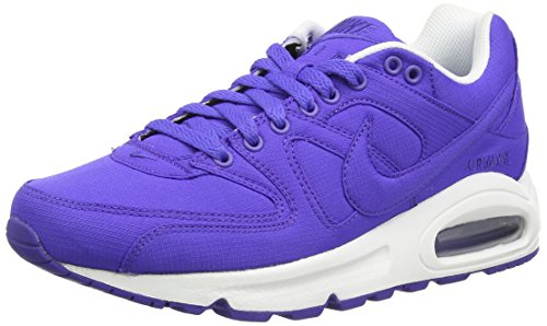 Nike Air Max Command Txt, Damen Laufschuhe, Blau (Persian Violet/Prsn Violet-Wht 551), 36.5 EU