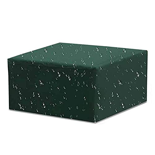 Patio Furniture Covers 120x120x74cm, Garden Furniture Cover Furniture Covers for Outside Sofa Waterproof Oxford Fabric, for OutdoorGarden Furniture Cover