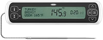 Top 10 Best leave in meat thermometer Reviews