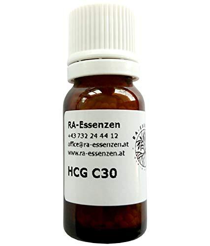 HCG C30, 10g Bio-Globuli, radionisch informiert - in Apothekenqualität
