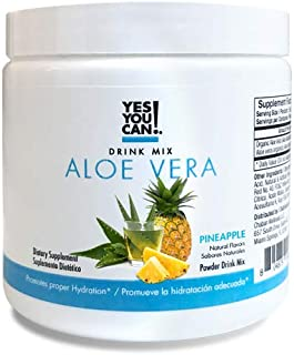 Yes You Can! Aloe Vera Drink Mix - Pineapple