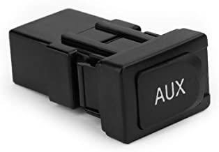 Auxiliary Input Jack Adapter,MoreChioce Auxiliary Input Audio Jack Adapter 86190-06010 8619006010 Fit for Toyota Lexus 200...