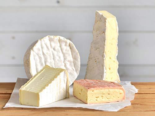 Probierpaket | Käseset 'Weichkäse' | 4x Käsesorten