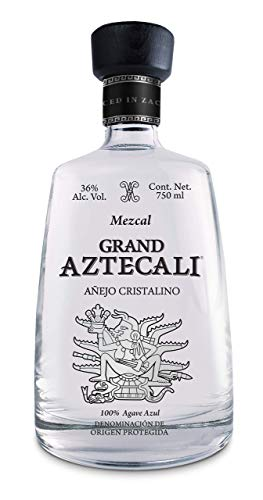 Don Julio Cristalino marca Grand Aztecali